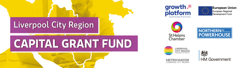 Liverpool City Region Capital Grant Fund is aimed at small and medium sized businesses operating in the B2B sector across the Liverpool City Region, excluding Halton.